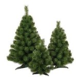 Kunst kerstboom