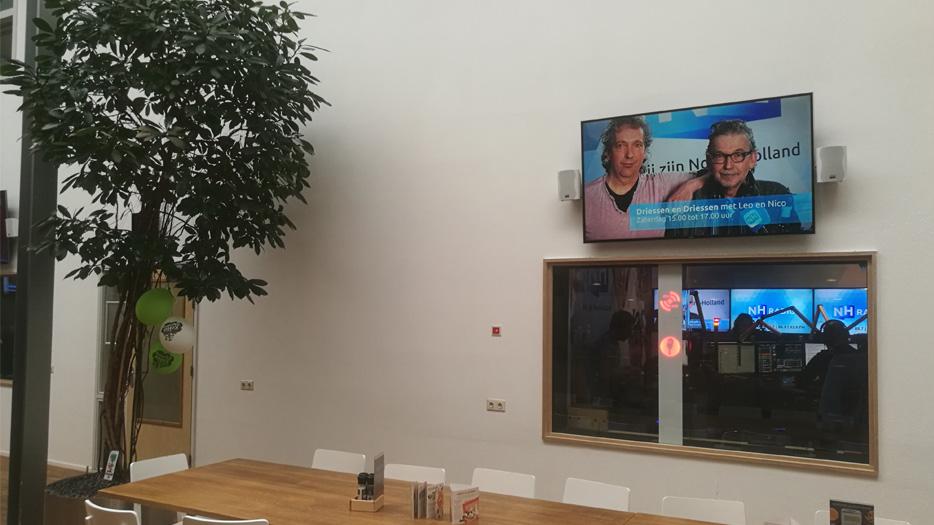 Kantoorgroen Noord-Holland vergroent RTV NH